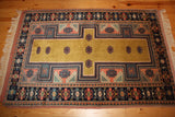 Quchan Rug 186x130 H466 - Persian Tribal Rugs - 1