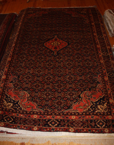 Garos Rug 310x210 X4484 - Persian Tribal Rugs