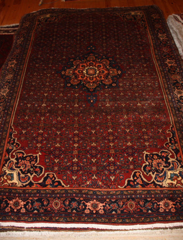 Bijar Rug 300x208 X5273 - Persian Tribal Rugs