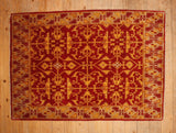 Gabbeh Rug 176x124 Z1338 - Persian Tribal Rugs - 1