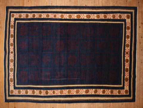 Gabbeh Rug 243x174 Z1324 - Persian Tribal Rugs - 1