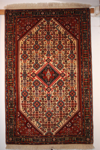 Kashkuli Rug 153x100 Z2053 - Persian Tribal Rugs - 1