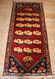 Qashqai Runner 170x75 Z2067 - Persian Tribal Rugs - 1
