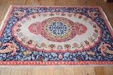 Kashan Rug 202x140 V74 - Persian Tribal Rugs