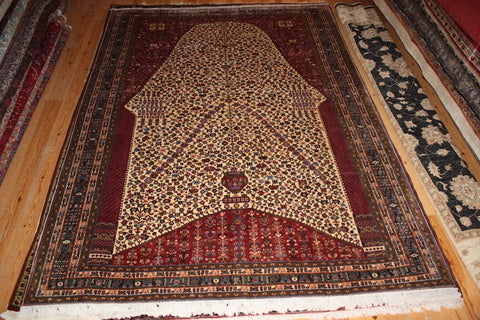 Kashkuli Rug 295x204 Z1865 - Persian Tribal Rugs