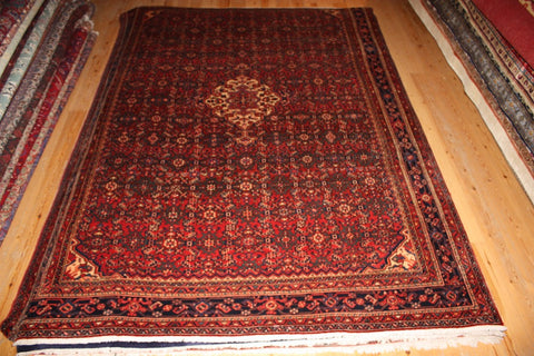 hossein abad Rug 300x207 Z2618 - Persian Tribal Rugs