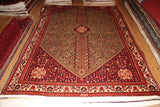 Abadeh Rug 307x205 Z903 - Persian Tribal Rugs