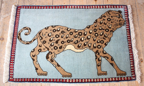Yalameh Rug 90x60 Z2107 - Persian Tribal Rugs - 1