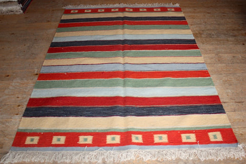 Persian Kilim 203x153 Z1811 - Persian Tribal Rugs - 1
