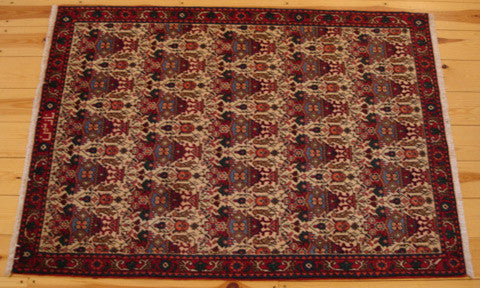 Abadeh Rug 148x104 X1581 - Persian Tribal Rugs
