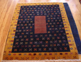 Gabbeh Rug 200x150 X299 - Persian Tribal Rugs