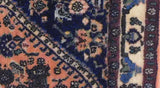 Bijar Rug 70x65 Z4587 - Persian Tribal Rugs - 2