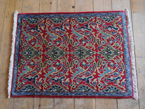 Hamedan Rug 80x60 Z2885 - Persian Tribal Rugs