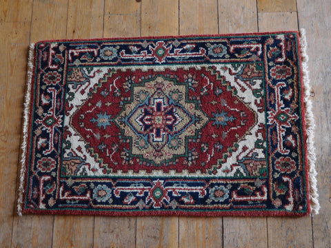 Balouch Rug 93x61 Z4334 - Persian Tribal Rugs