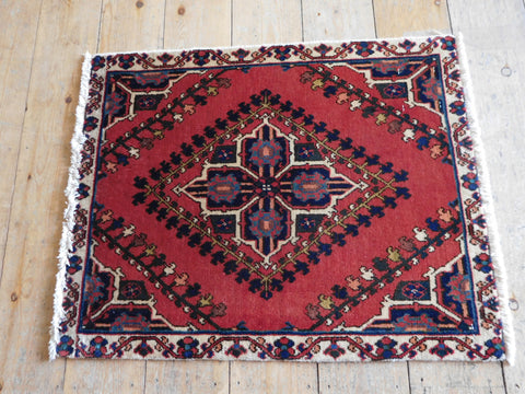 Joshaghan Rug 70x57 Z2127 - Persian Tribal Rugs