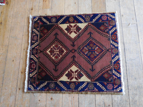 Koliai Rug 85x78 Z444 - Persian Tribal Rugs