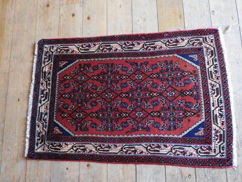 Enjelas Rug 100x67 Z4581 - Persian Tribal Rugs - 1