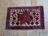Sirjan Rug 80x60 Z2104 - Persian Tribal Rugs