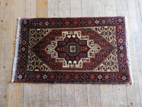 Qultoq Rug 125x77 Z2991 - Persian Tribal Rugs