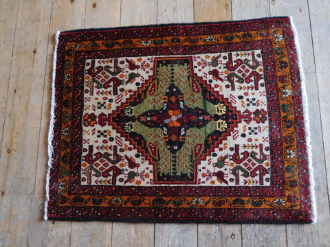 Balouch Rug 95x75 Z4297 - Persian Tribal Rugs