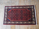 Enjelas Rug 100x65 Z4580 - Persian Tribal Rugs