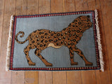 Yalameh Rug 90x60 Z2107 - Persian Tribal Rugs - 2