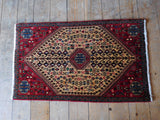 Abadeh Rug 100x60 Z134 - Persian Tribal Rugs