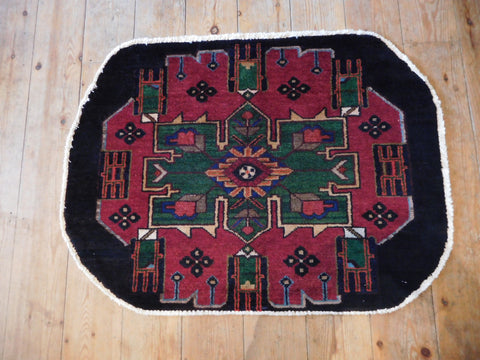 Balouch Rug 90x70 Z465 - Persian Tribal Rugs