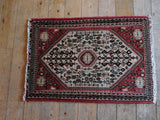 Abadeh Rug 95x65 Z2120 - Persian Tribal Rugs