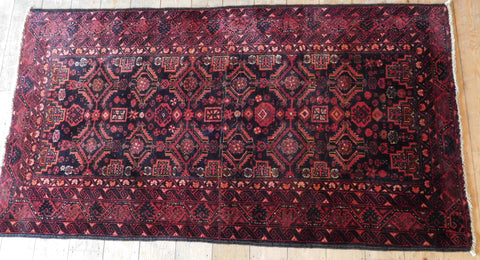 Balouch Rug 180x100 Z4967 - Persian Tribal Rugs