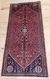 Abadeh Runner 150x70 Z2445 - Persian Tribal Rugs