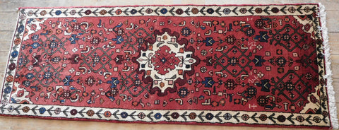 Hossein Abad Rug 190x72 Z4554 - Persian Tribal Rugs