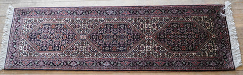 Bijar Rug 200x60 654USEF - Persian Tribal Rugs