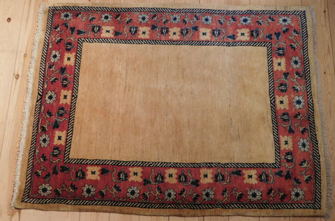 Gabbeh Rug 144x102 Z1331 - Persian Tribal Rugs