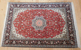 Isfahan Rug 170x110 X4378 - Persian Tribal Rugs - 2
