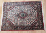 Bijar Rug 130x97 Z4677 - Persian Tribal Rugs