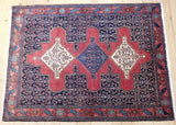 Senneh Rug 160x115 Z2062 - Persian Tribal Rugs - 2