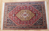 Kashkuli Rug 153x100 Z2010 - Persian Tribal Rugs - 2