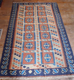 Persian Kilim  247x150 Z5219 - Persian Tribal Rugs