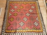 Persian Kilim  170x155 Z5217 - Persian Tribal Rugs