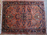 Enjelas Rug 112x86 Z5375 - Persian Tribal Rugs