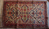 Heris Rug 138x86 Z5368 - Persian Tribal Rugs