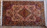 Jozan Rug 104x62 Z5372 - Persian Tribal Rugs