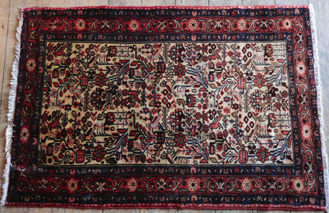 Hamedan Rug 118x80 Z5363 - Persian Tribal Rugs