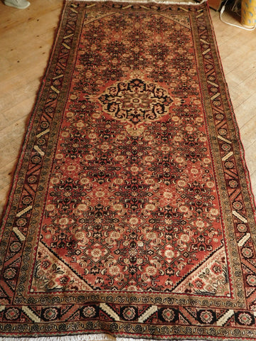 Hamedan Rug 294x152 Z5411 - Persian Tribal Rugs