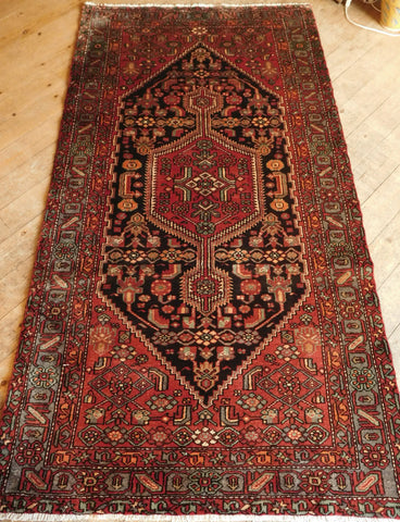 Zanjan Rug 257x138 Z5405 - Persian Tribal Rugs