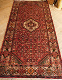 Hossein Abad Rug 304x153 Z5403 - Persian Tribal Rugs