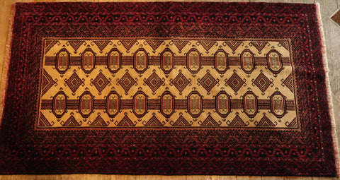 Balouch Rug 189x100 Z5314 - Persian Tribal Rugs