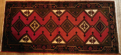 Koliai Rug 194x92 Z5309 - Persian Tribal Rugs