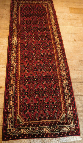Enjelas Rug 187x67 Z5266 - Persian Tribal Rugs